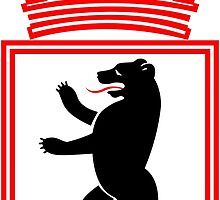 Coat of Arms of East Berlin, 1954-1990 by abbeyz71