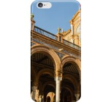 Plaza de Espana - The stunning architecture iPhone Case/Skin