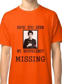 EXO Chanyeol - Have You Seen My Boyfriend Classic T-Shirt