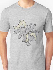 Bubbly Derpy Unisex T-Shirt