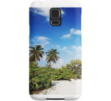 Beach scene  Samsung Galaxy Case/Skin
