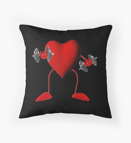 WEIGHTING FOR YOUR LOVE -THROW PILLOW Throw Pillow