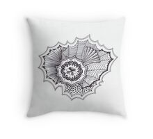 ILOBAHIE Flower Throw Pillow