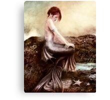 Sea Faerie Canvas Print
