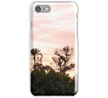 Sunsets of Spain - Landscape from Seville  iPhone Case/Skin