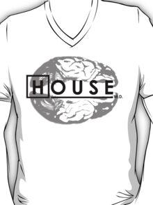 House M.D. Brain Anatomy T-Shirt