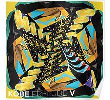 Kobe V Poster