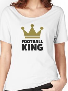 Football King champion Women's Relaxed Fit T-Shirt