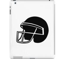 Football helmet iPad Case/Skin
