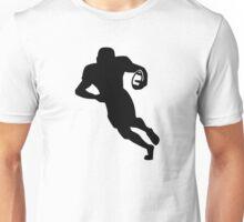 Football player Unisex T-Shirt