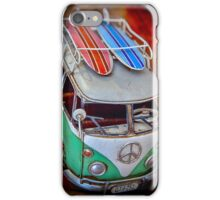 Surf Van iPhone Case/Skin