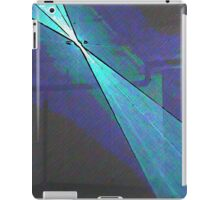 BLACK Electronic Underground #13 iPad Case/Skin
