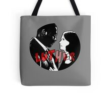 LUTHER: John & Alice Tote Bag