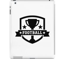 Football champion iPad Case/Skin