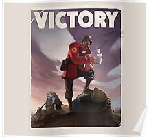 TF2 - Victory Poster/shirt Poster