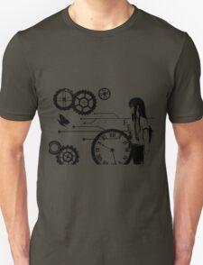 Steins;Gate - Kurisu Makise Trapped in Time Unisex T-Shirt