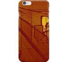 BLACK Electronic Underground #7 iPhone Case/Skin