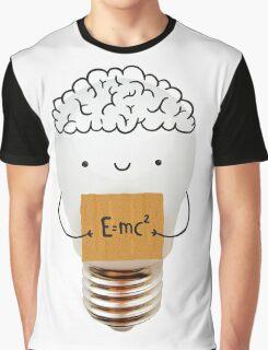 Cute light bulb Graphic T-Shirt