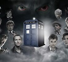 Doctor Who, The Oncoming Storm by simonbartlett