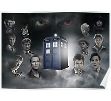 Doctor Who, The Oncoming Storm Poster
