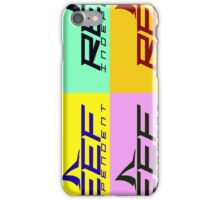 REEF Independent - Retro DIStortion iPhone Case/Skin