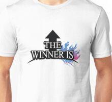 The Winner Is Unisex T-Shirt