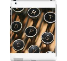 The Old Typewriter iPad Case/Skin