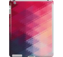 pattern of triangle iPad Case/Skin