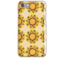 Symbolic Repetition part III iPhone Case/Skin