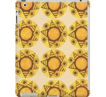 Symbolic Repetition part III iPad Case/Skin