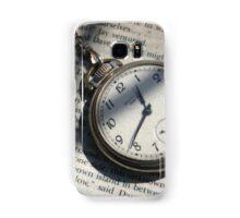 Pocket-watch Literature  Samsung Galaxy Case/Skin