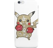 Pikachu Doodle  iPhone Case/Skin