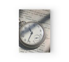Pocket-watch Literature  Hardcover Journal