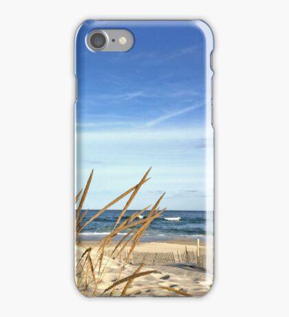 Silver Glass iPhone Case/Skin