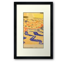 Printmaking Madness  Framed Print