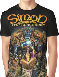 Simon the sorcerer Graphic T-Shirt