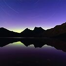 Cradle Mountain Glow by tinnieopener