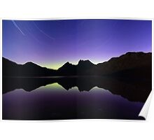 Cradle Mountain Glow Poster
