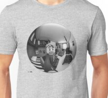 Hand With Reflecting Sphere - Lego® version Unisex T-Shirt