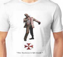 Resident Evil zombie Unisex T-Shirt