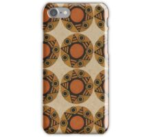 Symbolic Repetition part V iPhone Case/Skin
