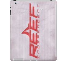 REEF Independent - Sketched DIStortions iPad Case/Skin