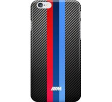 M Carbon Fiber iPhone Case/Skin