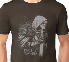 Knight of the Winter Unisex T-Shirt