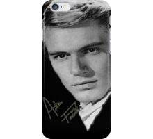 Adam Faith teen idol iPhone Case/Skin