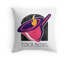 Toca Bowl Throw Pillow