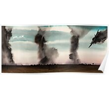 Bombing Run Poster