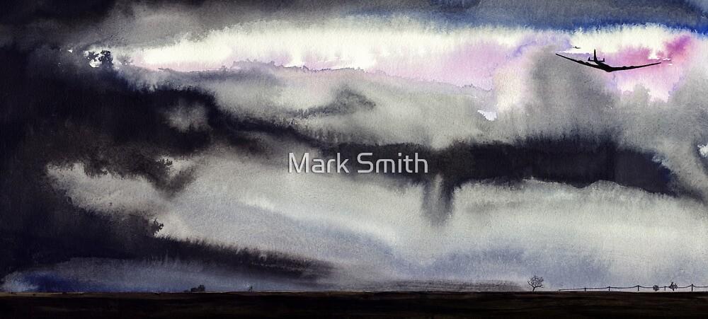 final flight by Mark Smith