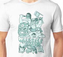 Wrestle Guys Unisex T-Shirt
