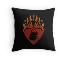 Calcifer Lord of Light Throw Pillow